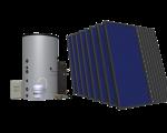 Zestaw solarny HEWALEX 8 TLP AC-INTEGRA 800